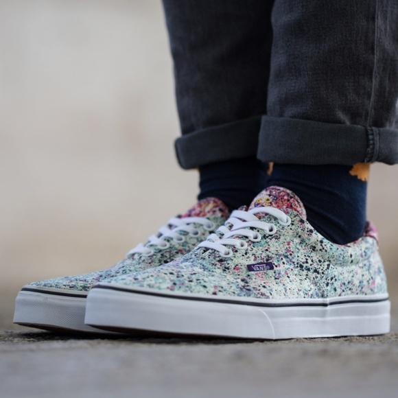 5f1b439a0f Speckle Vans x Liberty Art Fabrics Collection